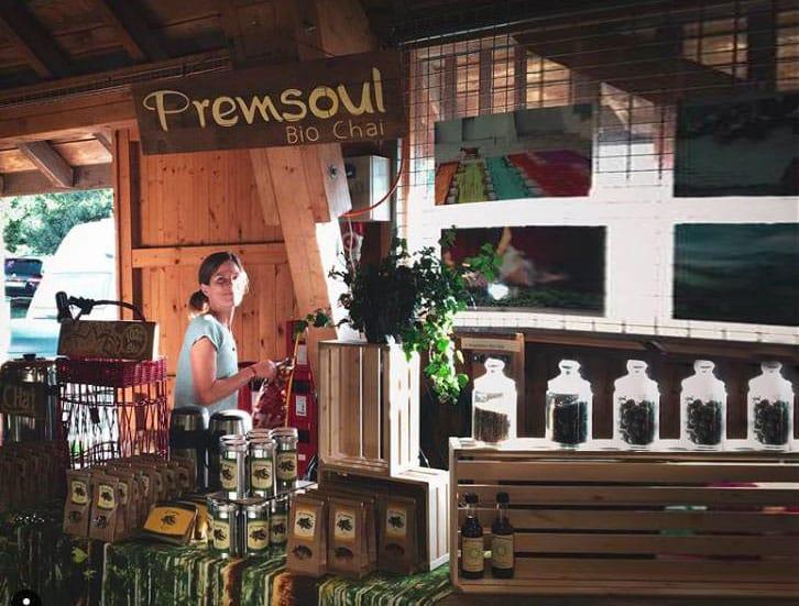 Premsoul Bio Chai Weihnachtsmarkt