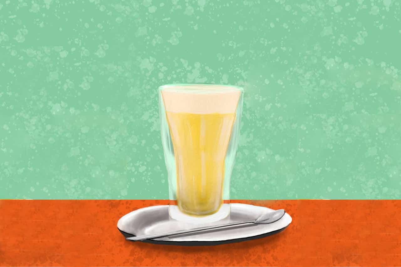 Wie man Goldene Milch zu Hause macht!
